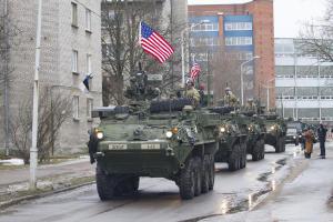 Военные США в Эстонии