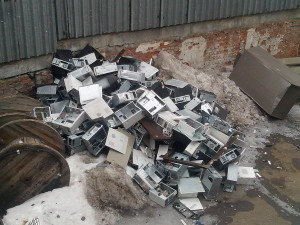 кладбище копьютеров